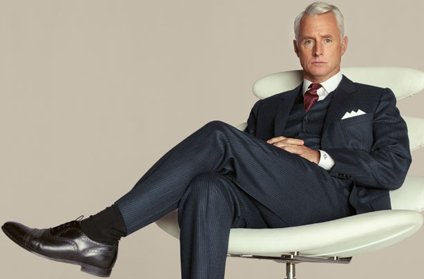 business formal - roger sterling