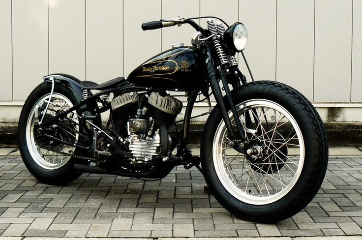 Harley-Davidson-Bobber