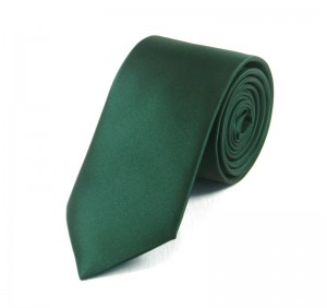 yeşil-düz-kravat