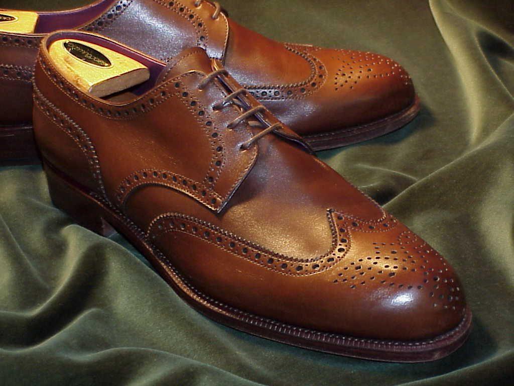 Derby-Brogue-Wingtip-Ayakkabı